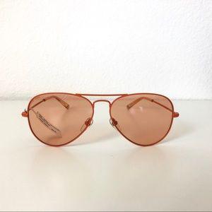 NEW Michael Kors Rachel Aviator Sunglasses